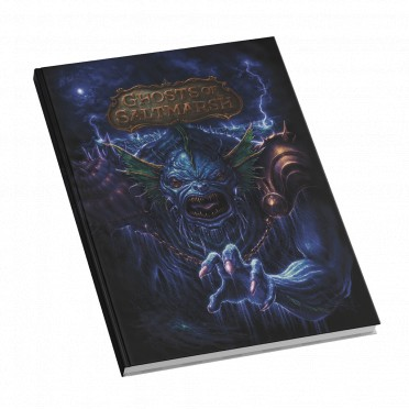 D&D - Ghosts of Saltmarsh Limited Edition