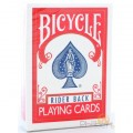Bicycle - Dos Blanc/Face Normal - Standard - Rouge - Spéciales Magie 1