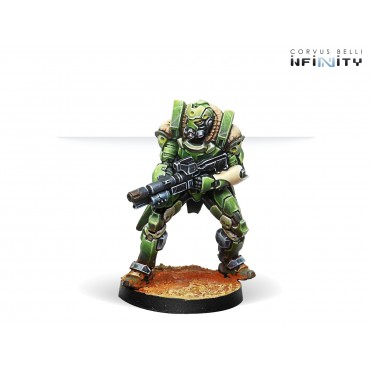 Infinity - Haqqislam - Asawira Regiment (Spitfire)