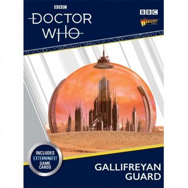 Doctor Who - Gallifreyan Guards