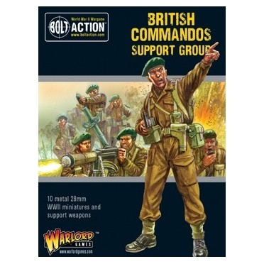 Bolt Action - Commandos Support Group