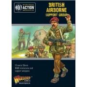 Bolt Action - British Airborne Support Group