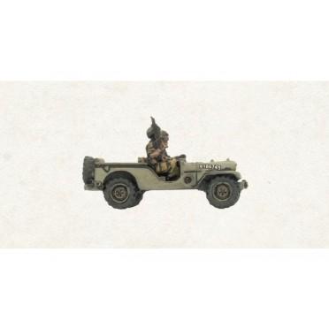 Team Yankee - Recce Jeep Platoon