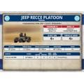 Team Yankee - Recce Jeep Platoon 4