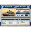 Team Yankee - Merkava Tank Platoon 10