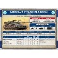 Team Yankee - Merkava Tank Platoon 11