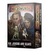 Necromunda : Kal Jericho and Scabs