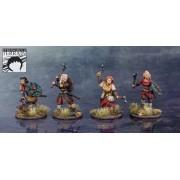 Saga - Axe Maidens