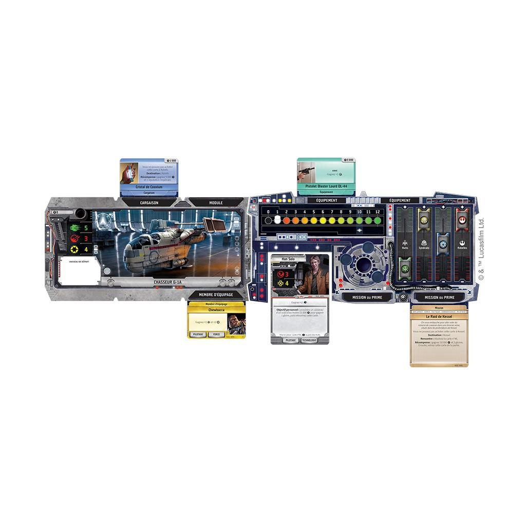 519ac459272aa Acheter Star Wars: Bordure extérieure - Jeux de société - Fantasy ...