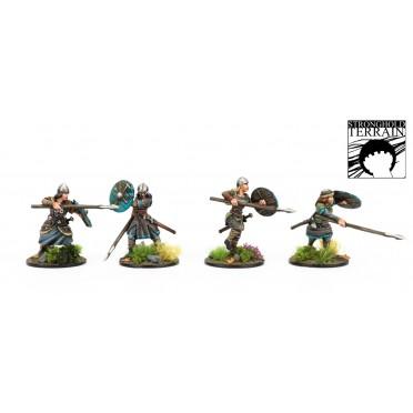Saga - Spearmaidens