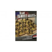 Team Yankee - Mech Company