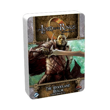 Lord of the Rings LCG – The Woodland Realm Expansion