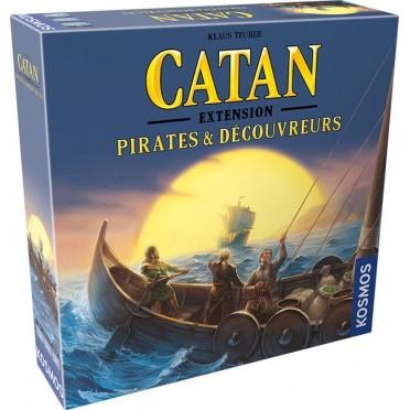 Catan - Pirates & Découvreurs
