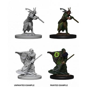 Buy Dungeons & Dragons Nolzur's Marvelous Miniatures - Elf Male Druid -  Board Game - Wizkids