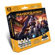 Model Color Set: Infinity Panoceania
