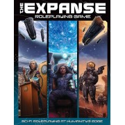 The Expanse Roleplaying Game - Core Rulebook