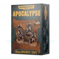 Warhammer 40,000 : Apocalypse - Movement Trays (32mm) 0