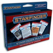 Starfinder - Rules Reference Cards Deck