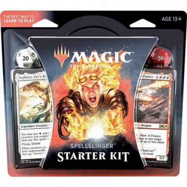 Best Card Games 2020.Buy Magic The Gathering Edition De Base 2020 Spellslinger Starter Kit Board Game Wizard Of The Coast