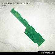 "Imperial Battle Ruler 9"" [green]"