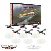 Blood Red Skies - Soviet- Il-2 Sturmovik squadron, 6 planes
