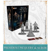 Harry Potter, Miniatures Adventure Game: President Picquery & Aurors