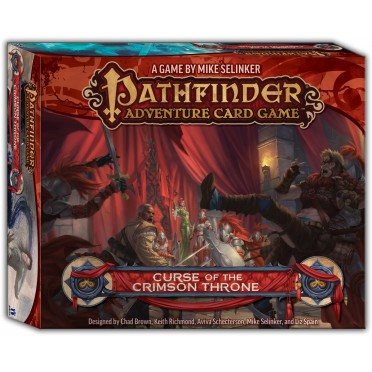 Pathfinder Adventure Card Game : Curse of the Crimson Throne
