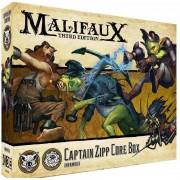 Malifaux 3E - Bayou - Captain Zipp Core Box
