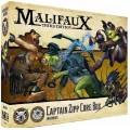 Malifaux 3E - Bayou - Captain Zipp Core Box 0