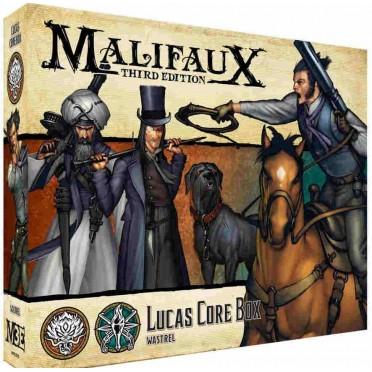 Malifaux 3E - Bayou - Lucas Core Box