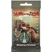 Dawn of the Zeds 3nd Edition - Expansion Pack 1 : Stepping Forward