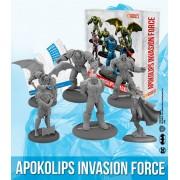 DC Universe Miniature Game - Apokolips Invasion Force Starter