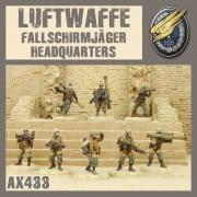 Dust - Luftwaffe Fallschirmjäger Headquarters