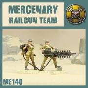Dust - Mercenary Railgun Team