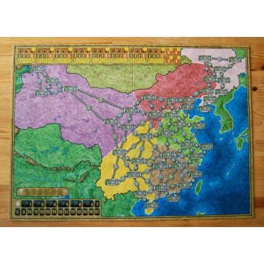 Funkenschlag Extension 4 : China / Korea
