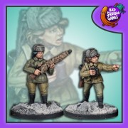 Soviet Sniper Team (Winter)