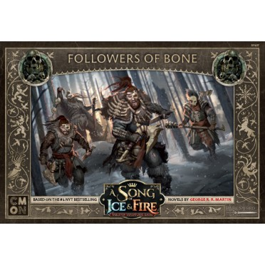 A Song of Ice and Fire - Free Folk Followers of Bone