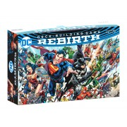 DC Comics DeckBuilding Game : Rebirth