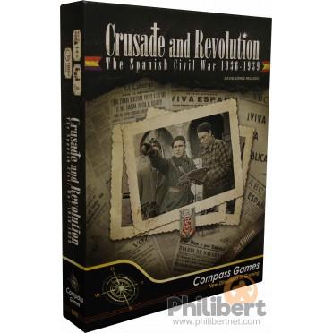 Acheter Crusade and Revolution: The Spanish Civil War, 1936-1939 - Second Edition chez Philibert