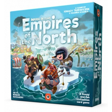 Acheter Imperial Settlers : Empires of the North chez Philibert