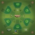 Game Mat: Tiny Epic Western 0