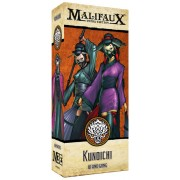 Malifaux 3E - Ten Thunders- Kunoichi