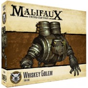 Malifaux 3E - Bayou - Whiskey Golem