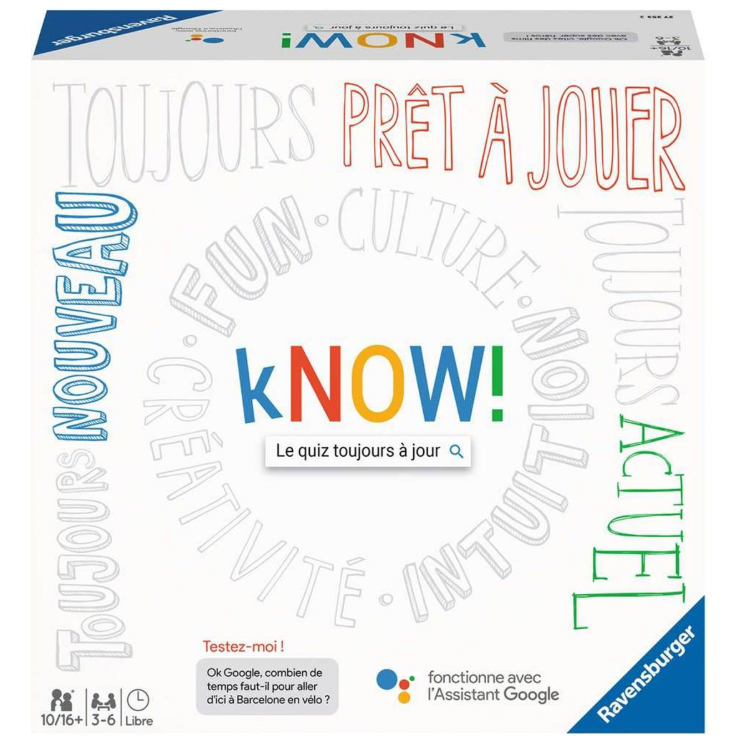 Buy KNOW! - Board Game - Ravensburger
