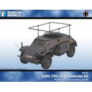 SdKfz 260/261 Conversion Kit