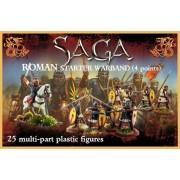 Saga -Bande de Romains