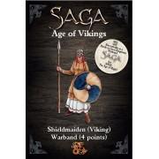 Saga - Shieldmaiden Warband