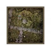 Playmats - Mousepad - Treasures of Malifaux - 36''x36''