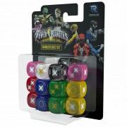 Power Rangers : Heroes of the Grid – Ranger Dice Set