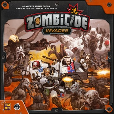 Zombicide - Invaders